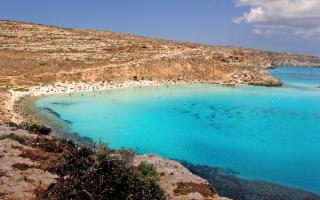 Lampedusa: una scheggia d'Africa in territorio italiano