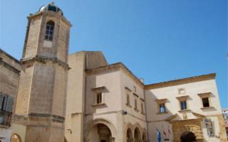 La Chiesa e l'ex Convento del Carmine a Marsala