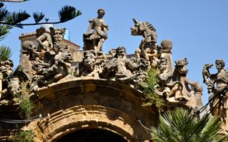 Visite a Villa Palagonia, la famosa Villa dei Mostri