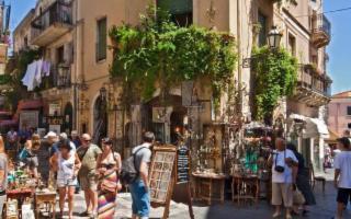 In Sicilia salgono i numeri del turismo