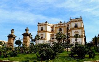 Villa Cattolica, sede del Museo Renato Guttuso
