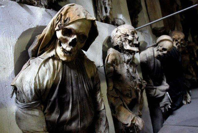 Catacombe dei Cappuccini - Palermo