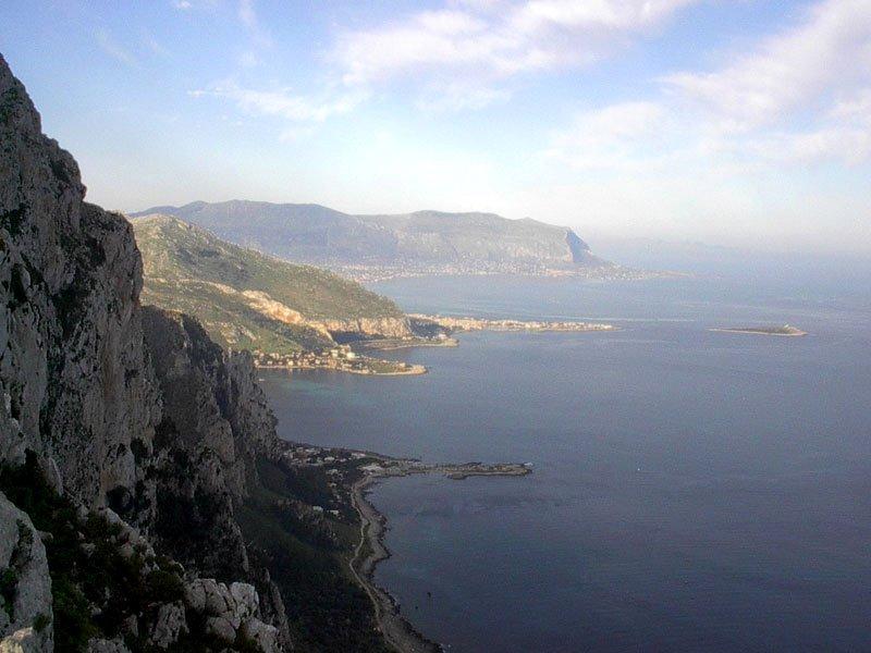 Area marina protetta Capo Gallo