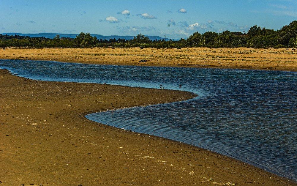 La Spiaggia Foce del Simeto