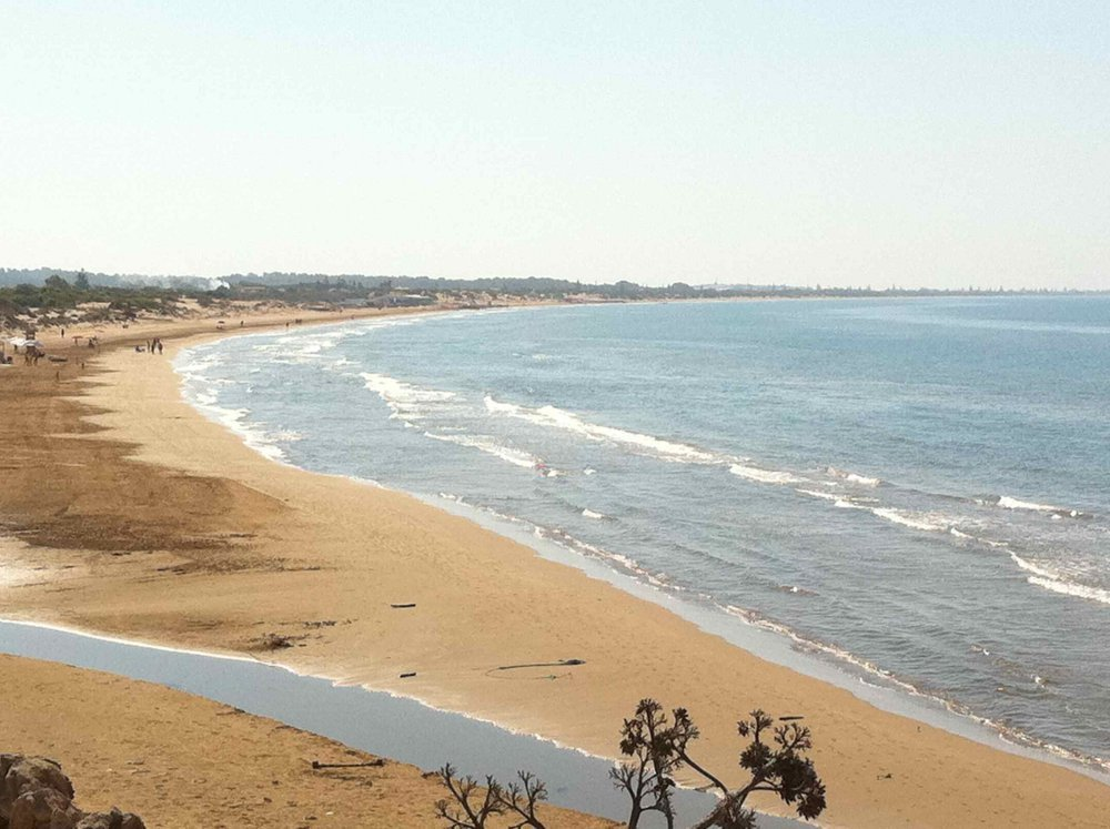 La Spiaggia di Santa Maria del Focallo