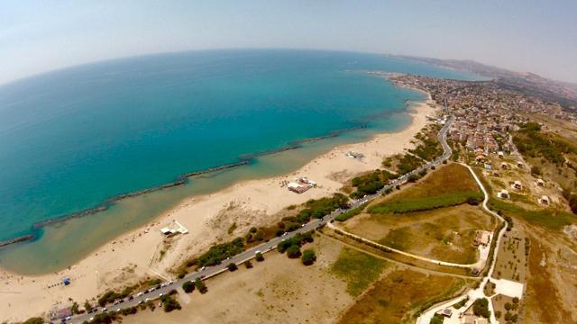 Spiaggia di San Leone - Agrigento