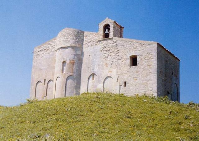 Santuario Normanno di S. Maria delle Grazie a Burgio