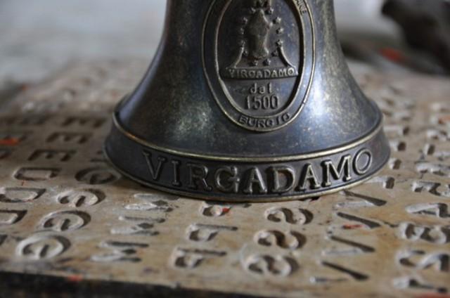 Una campana della fonderia Virgadamo