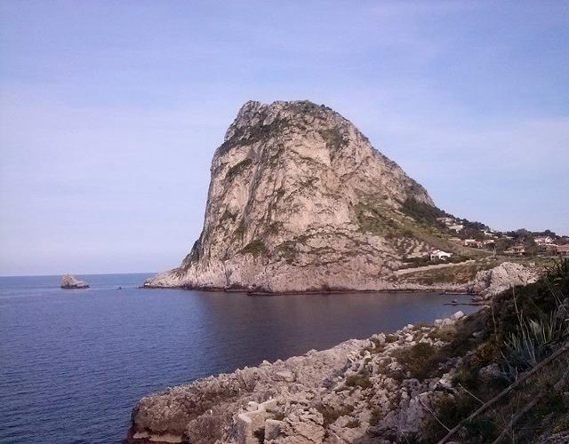 Capo Zafferano, a Mongerbino