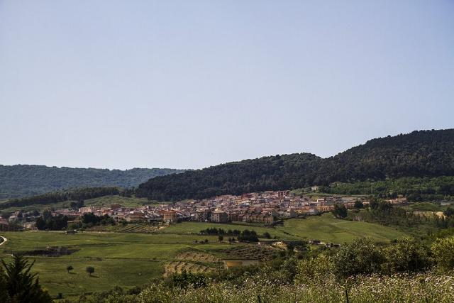 Panorama di Contessa Entellina