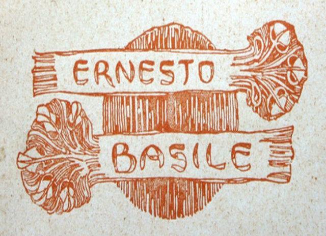 """Il """"Logo"""" di Ernesto Basile"""
