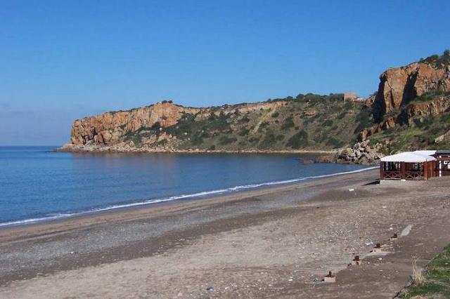 La spiaggia di Finale di Pollina