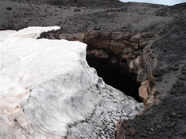 La Grotta del Gelo