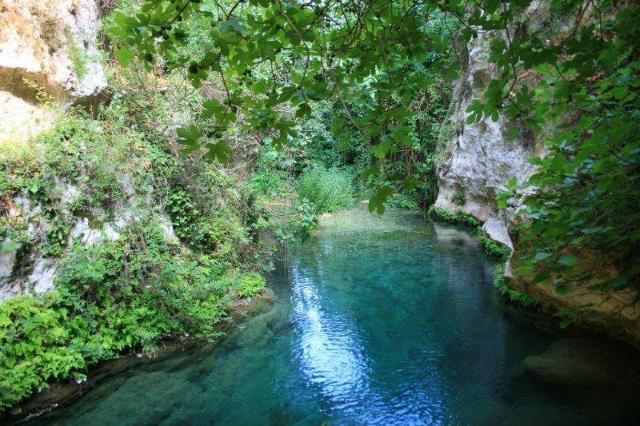Il fiume Anapo