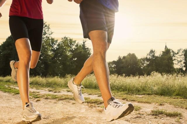 Fare movimento, meglio se all'aperto, non solo per mantenersi in forma...