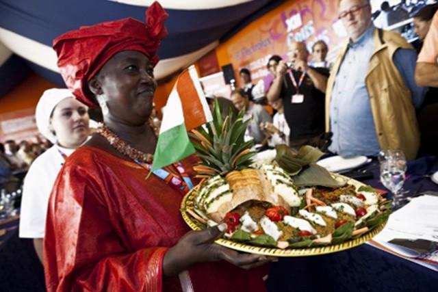 Abibata Konata, la chef avoriana meglio conosciuta in Sicilia con il nome di Mamma Africa