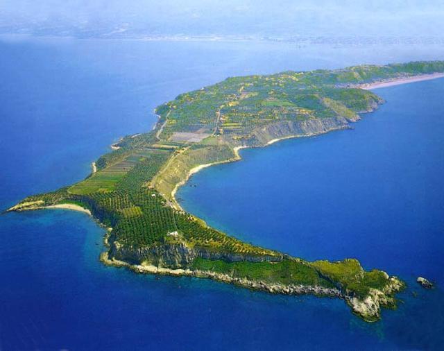 È nata l'area marina protetta di Capo Milazzo