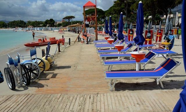 Mondello è ''Spiaggia Mia'' (Mare integrazione accessibilità)