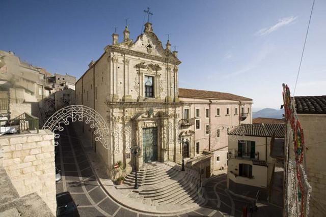 Chiesa della Madonna dei Miracoli a Mussomeli