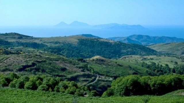 Le rotte del vino della provincia di Messina