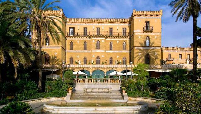 Grand Hotel Villa Igiea - Palermo