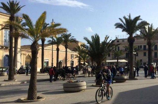 Piazza delle Rimembranze - Pozzallo (RG)