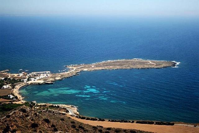 Punta Longa - Favignana