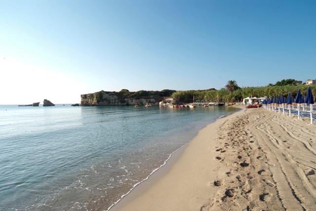 Spiaggia dell'Arenella - Siracusa