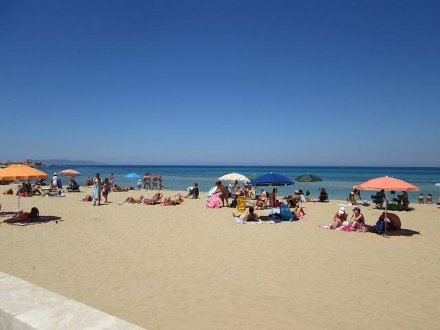 La spiaggia di San Giuliano (TP)