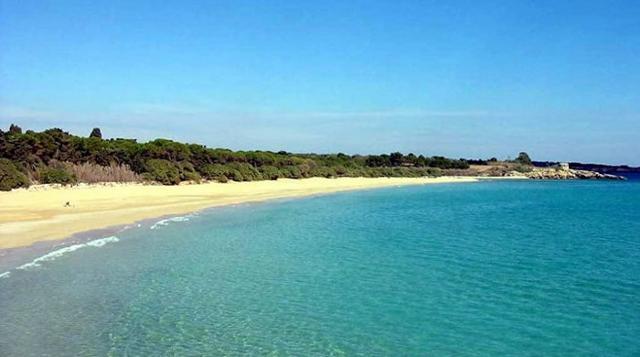 Spiaggia di Fontane Bianche - Siracusa