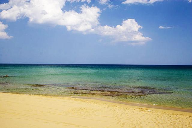 Spiaggia di Gallina - Avola (SR)