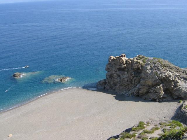 La spiaggia di Gioiosa Marea