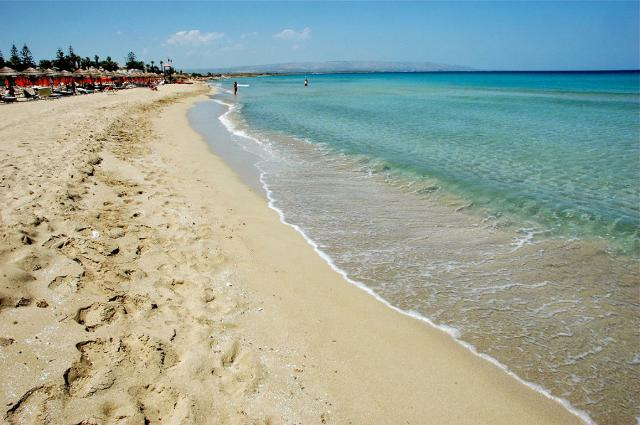 Spiaggia di San Lorenzo - Marzamemi (SR)