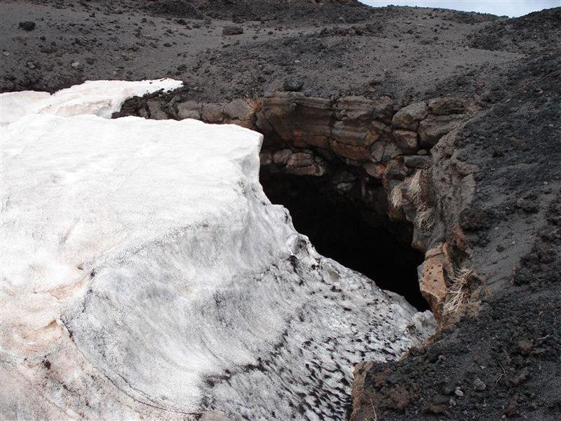 Grotta del Gelo