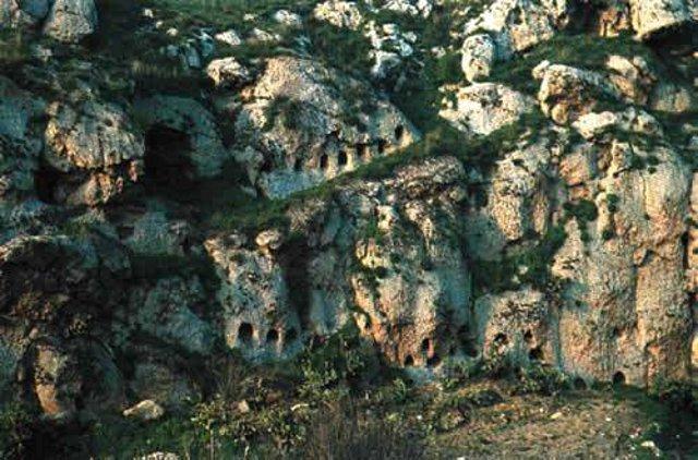 Grotte di Fra' Diego La Mantia