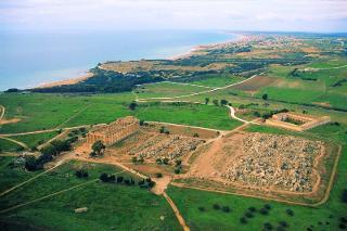 Selinunte, la città tra i due fiumi