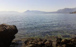 Alcune spiagge del Palermitano