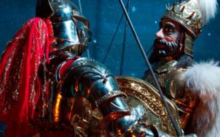 Festival di Morgana - ''Il potere di Durlindana''