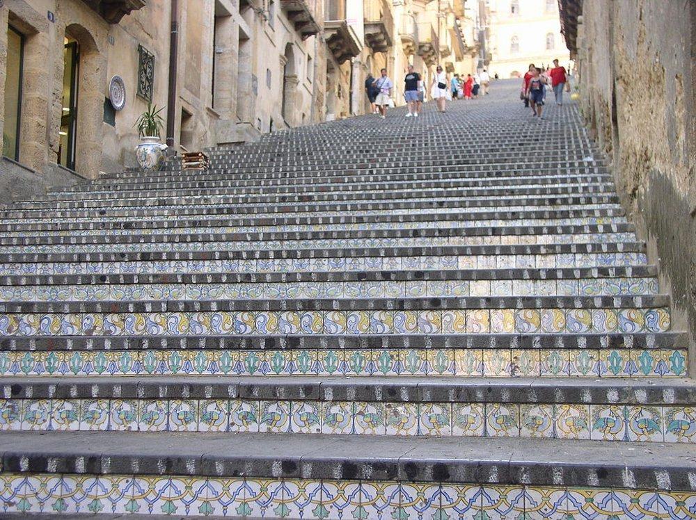 Scala di Santa Maria del Monte