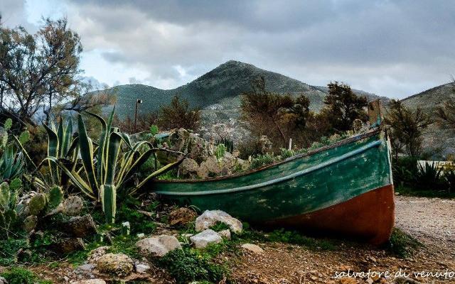 Punta Barcarello in una foto di Salvatore Di Venuto