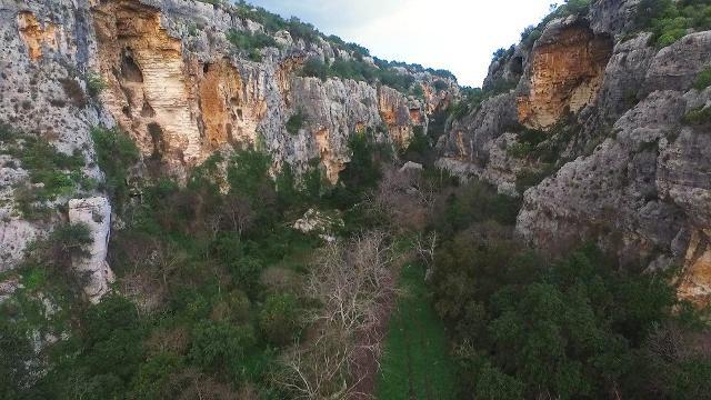 Cava d'Ispica - Zona Sud
