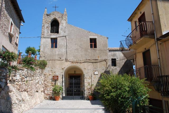Chiesa di San Giorgio - Castelmola (ME)