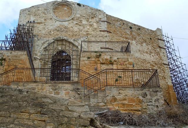 Il Duomo normanno fatto costruire da Ruggiero d'Altavilla - Naro (AG)