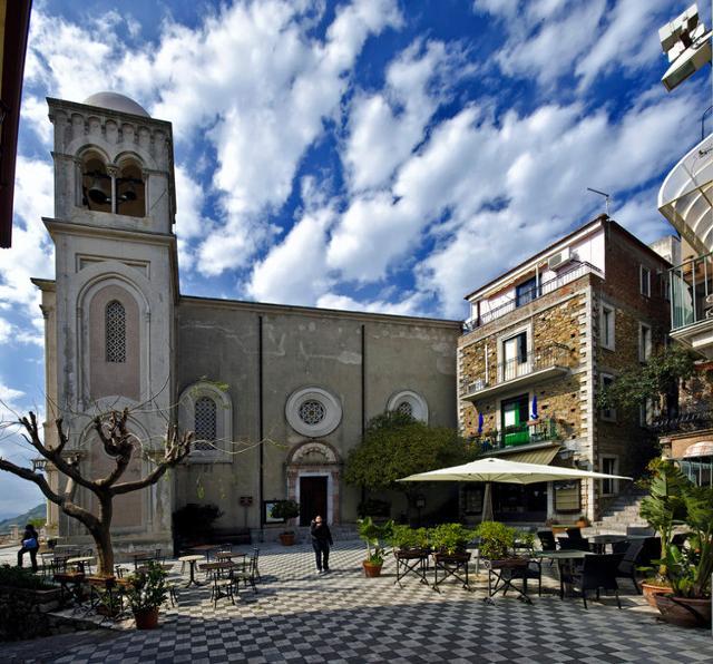 Chiesa di San Nicolò di Bari, la madrice di Castelmola (ME)