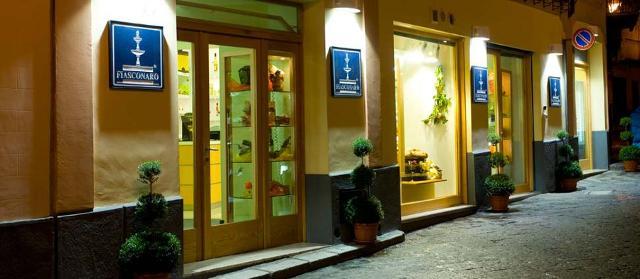 La pasticceria Fiasconaro a Castelbuono