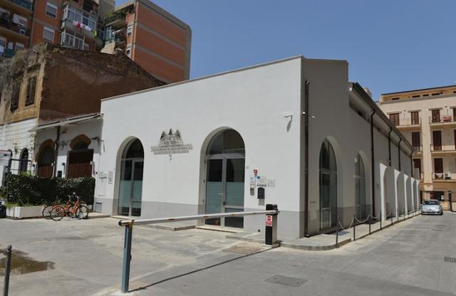 La sede dell'Istituto Euro-Mediterraneo di Scienza e Tecnologia - I.E.ME.S.T.