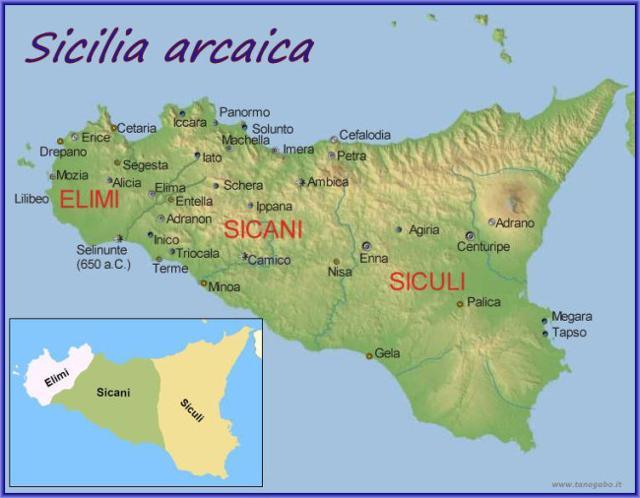 Perché noi siciliani ci chiamiamo siciliani?