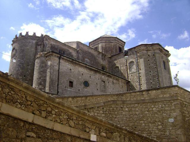 La Chiesa collegiale e patronale dedicata a Santa Agrippina