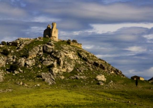La Rocca nell'altura di Rocchicella