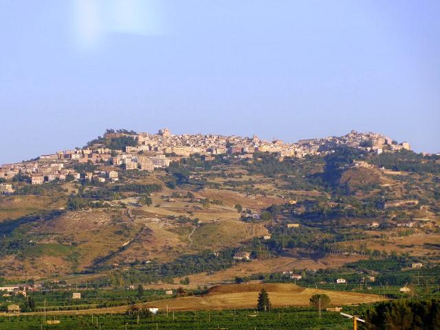 Panorama di Mineo